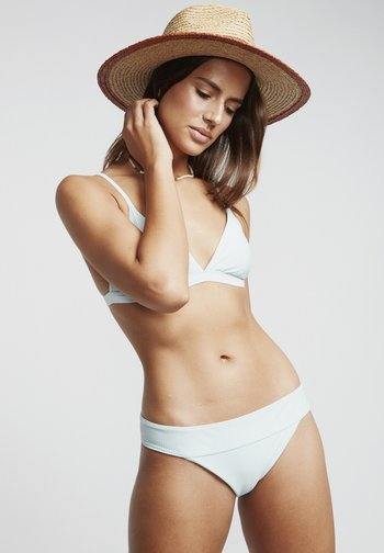 ROLLING BY TROPIC - Bikini bottoms - bleached aqua