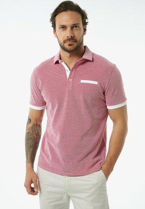 BRENNO - Polo shirt - rot