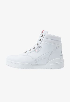 BONFIRE - Walking trainers - white