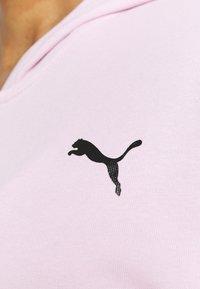 Puma - PAMELA REIF X PUMA FULL ZIP HOODIE - Zip-up hoodie - wisnome orchid - 5