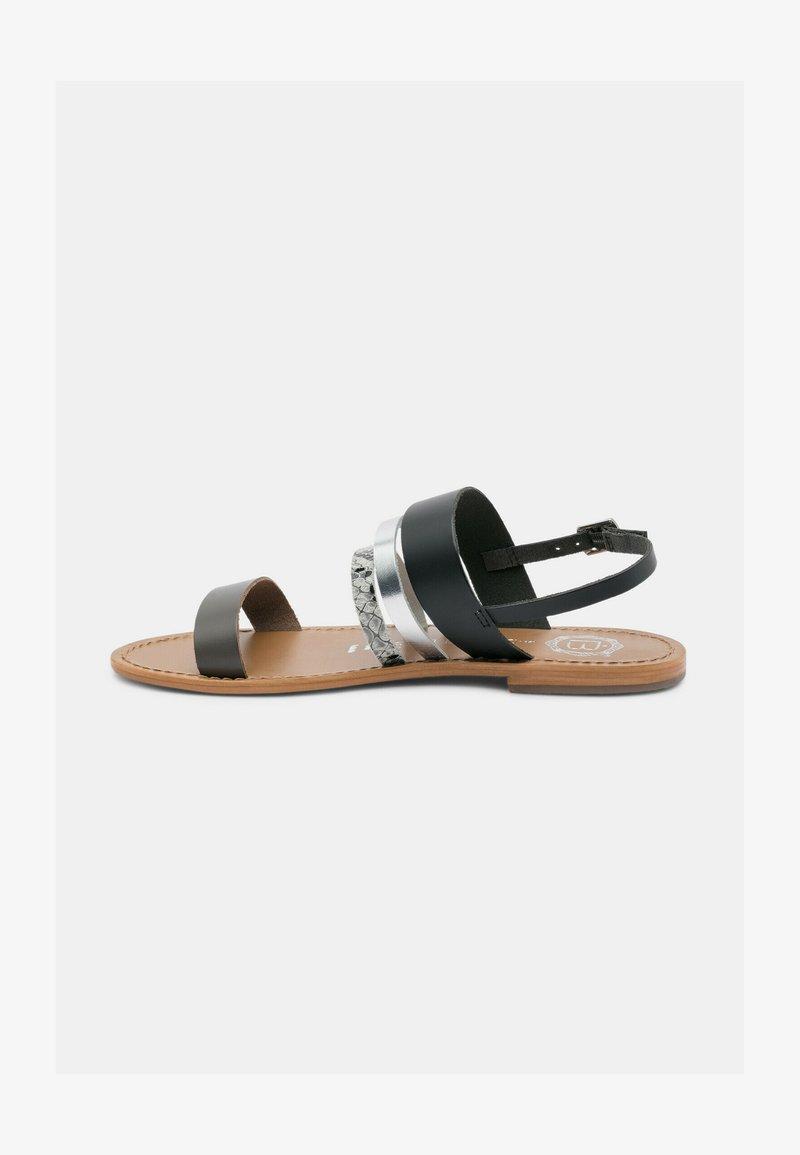 Les Bagatelles - YERBAL - Sandals - black