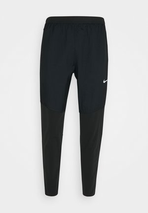 ESSENTIAL THERMA PANT - Verryttelyhousut - black