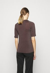 Tiger of Sweden - UBA - T-shirt basic - brown - 2