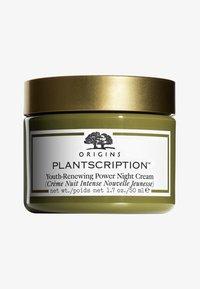 Origins - PLANTSCRIPTION YOUTH-RENEWING POWER NIGHT CREAM  - Nachtpflege - - - 0