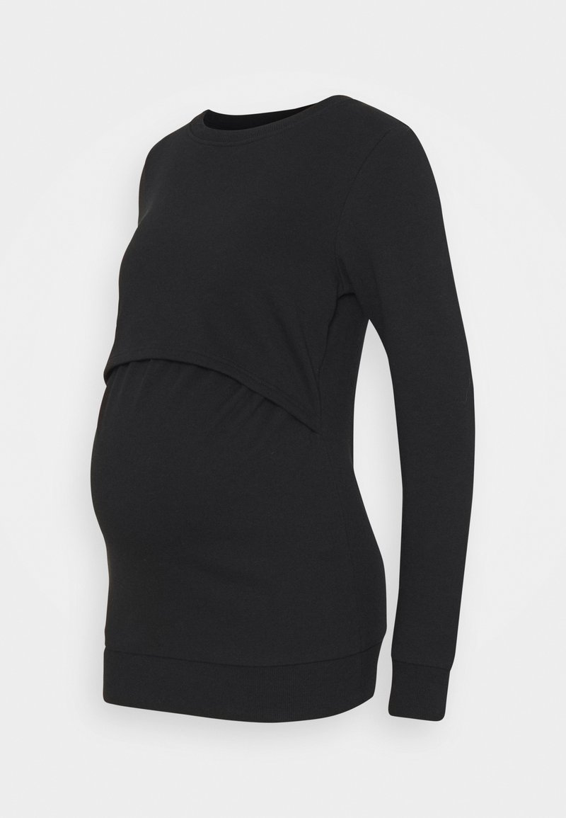 Anna Field MAMA - NURSING - Sweatshirt - Sudadera - black