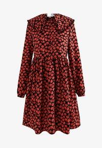 Noella - Shirt dress - rose print - 3