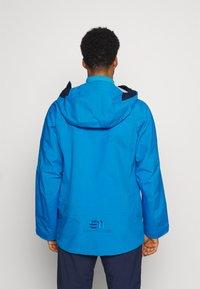 State of Elevenate - MENS BACKSIDE JACKET - Ski jacket - blue - 2