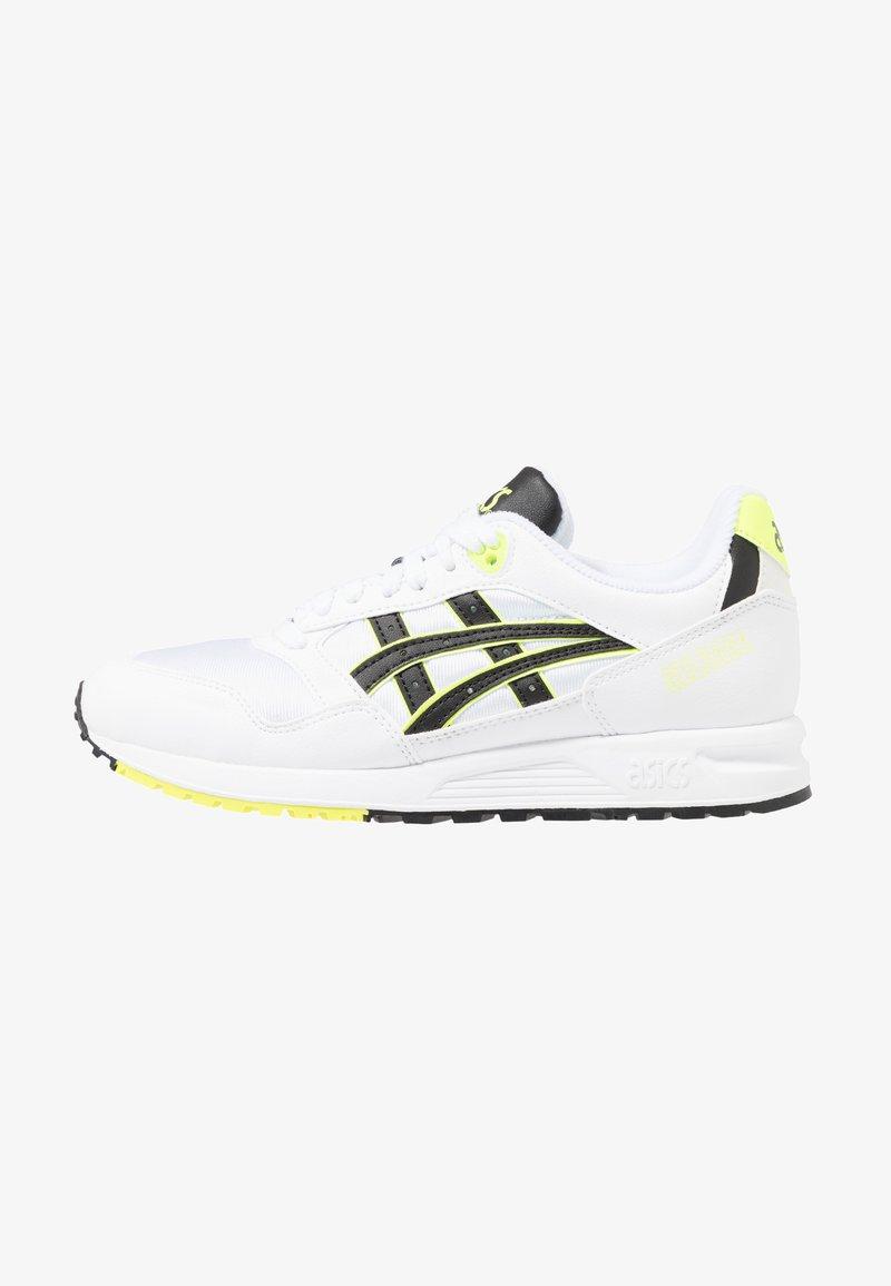 ASICS - GELSAGA - Sneakers - white/black