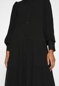 IVY & OAK - MAXI - Maxi dress - black - 7