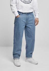 Southpole - SOUTHPOLE  - Jeans straight leg - retro midblue - 0