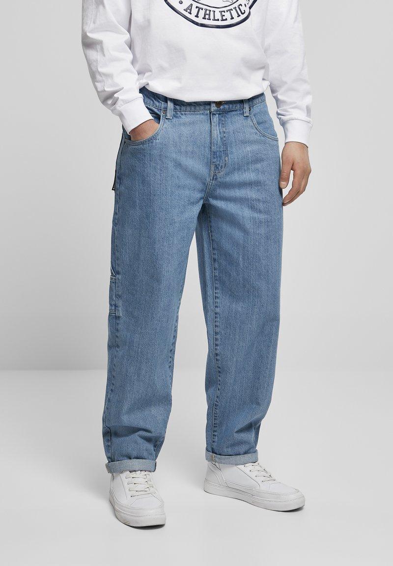 Southpole - SOUTHPOLE  - Jeans straight leg - retro midblue
