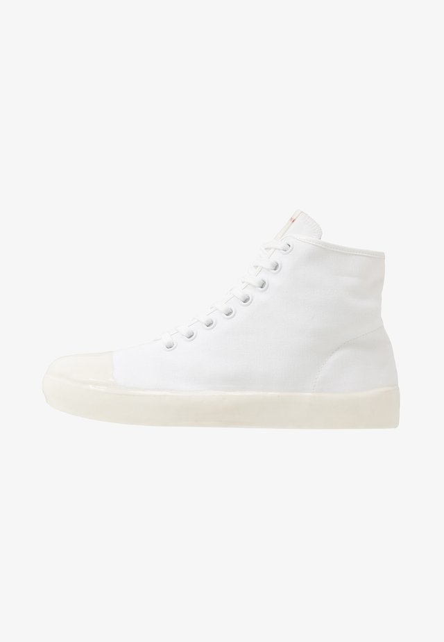 Sneakers alte - white