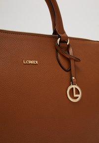 L.CREDI - ELLA - Handbag - cognac - 2