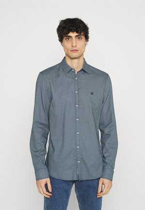 KENT COLLAR LONG SLEEVE - Shirt - total eclipse