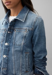 Marc O'Polo - Denim jacket - mid authentic wash - 4