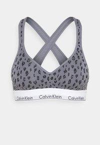 Calvin Klein Underwear - MODERN LIFT BRALETTE - Top - grey - 0