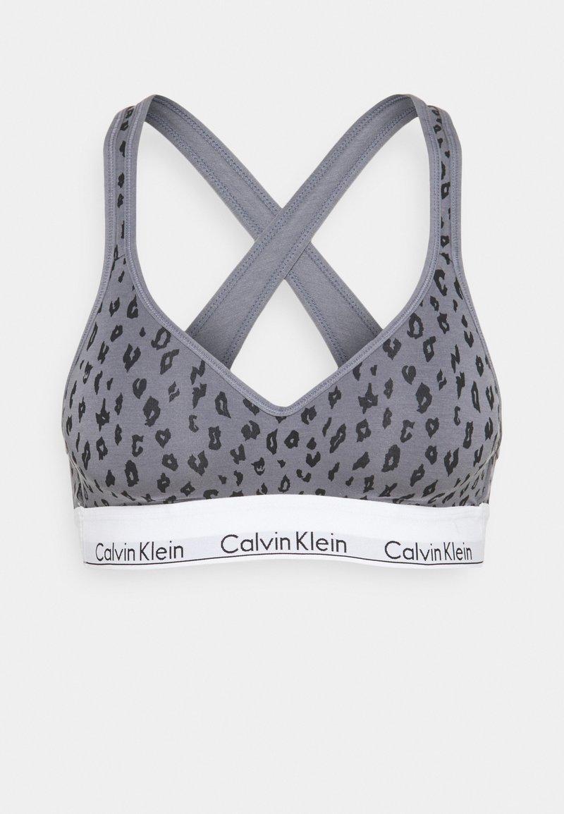 Calvin Klein Underwear - MODERN LIFT BRALETTE - Top - grey