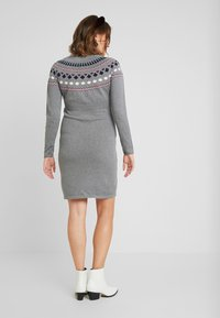 Esprit Maternity - DRESS - Etui-jurk - medium grey melange - 3