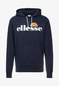 Ellesse - GOTTERO - Hoodie - navy - 3