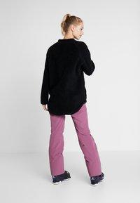 Eivy - REDWOOD SHERPA JACKET - Fleece jacket - black - 2