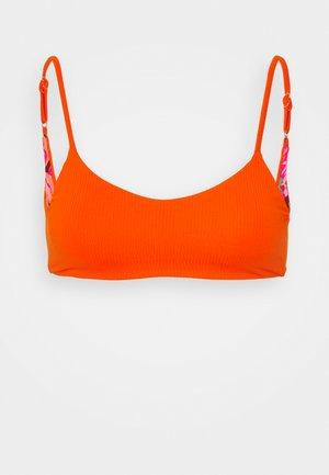 GINGER LANAI - Bikini top - orange