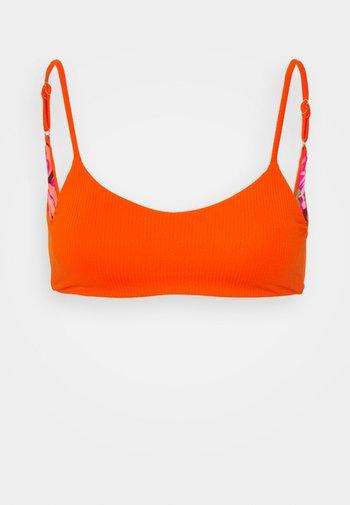 GINGER LANAI - Haut de bikini - orange