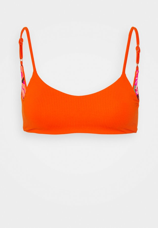 GINGER LANAI - Top de bikini - orange