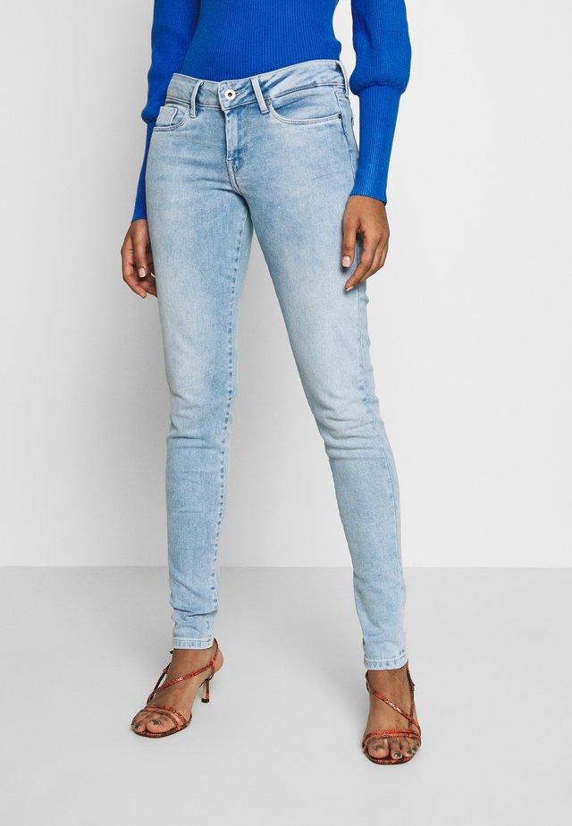 SOHO - Skinny džíny - denim