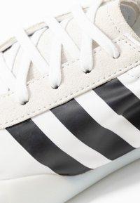 adidas Originals - TAEKWONDO TEAM - Sneakers - crystal white/core black/footwear white - 2
