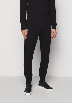 GIBSON PANT - Tracksuit bottoms - black