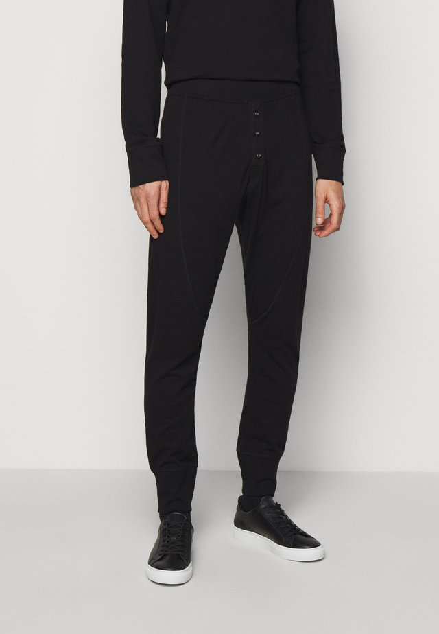 GIBSON PANT - Pantalon de survêtement - black