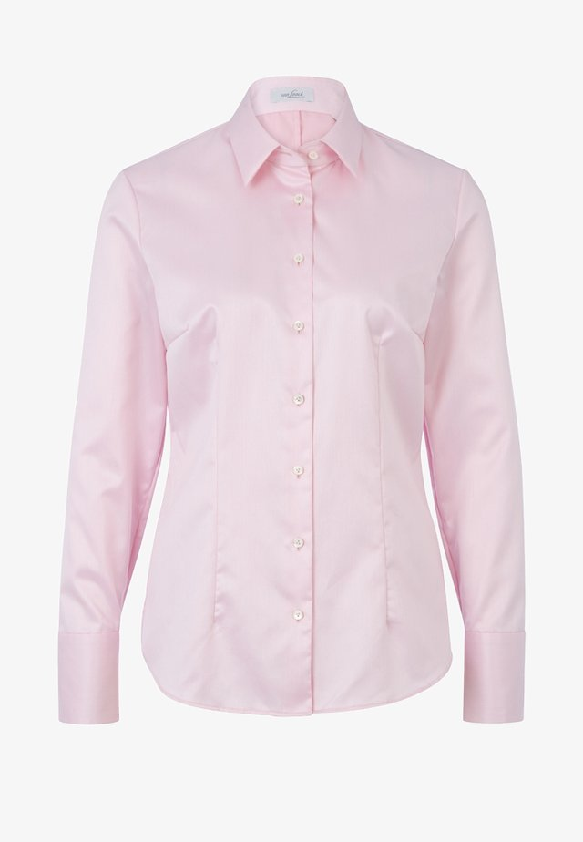 FRIDA MODERN FIT - Button-down blouse - rose