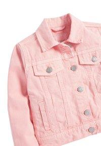 Next - Denim jacket - pink - 2