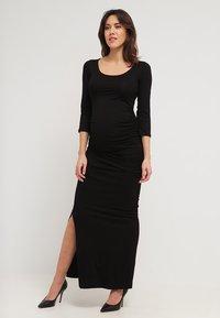 Envie de Fraise - DONNA - Długa sukienka - black - 0