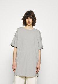 American Vintage - CYLBAY - Basic T-shirt - craie - 0