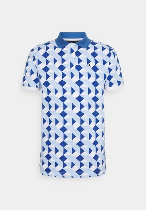 TILE  - Polotričko - white/blue