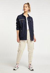 myMo - Summer jacket - marine - 1