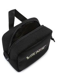 Vans - WM KRISTY MINI CAMERA BAG - Across body bag - black - 2