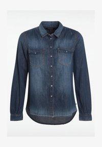 BONOBO Jeans - Camisa - denim stone - 4