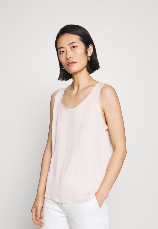 FIFI TOP  - Bluzka - pale pink