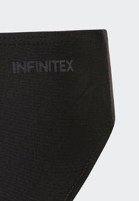adidas Performance - FIT 3 STRIPES PRIMEBLUE SWIM BIKINI SET - Bikinier - black - 2