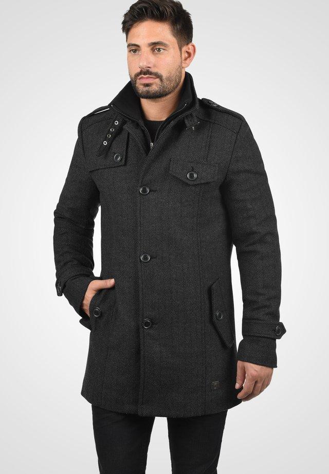 BRANDAN - Short coat - black