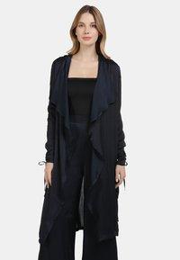 usha - SOMMERMANTEL - Summer jacket - marine - 0