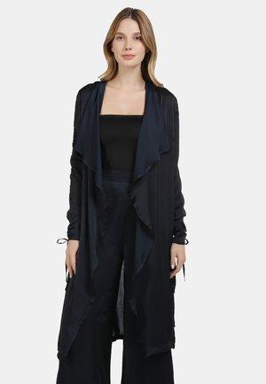 SOMMERMANTEL - Summer jacket - marine