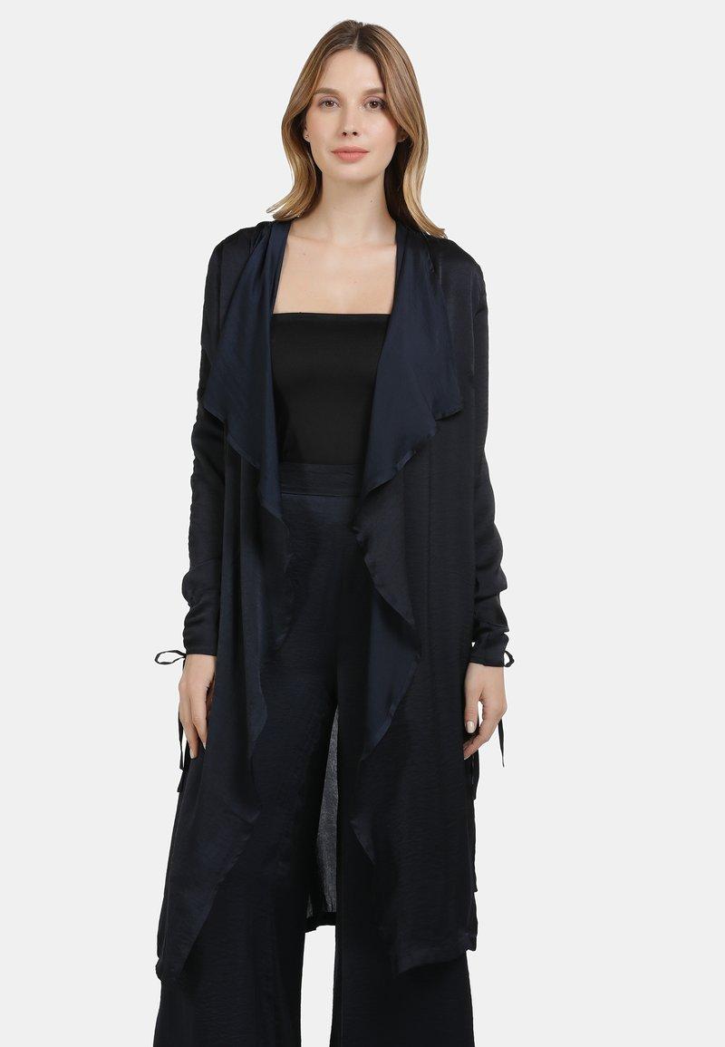 usha - SOMMERMANTEL - Summer jacket - marine