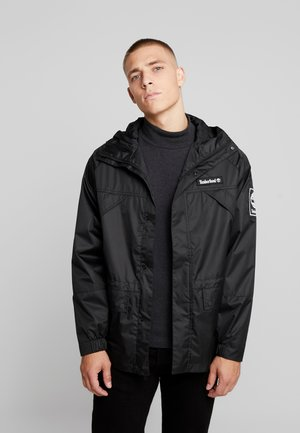 OUTDOOR ARCHIVEHOODED  - Windjack - black