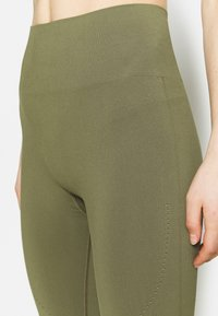 ARKET - Leggings - khaki green - 3