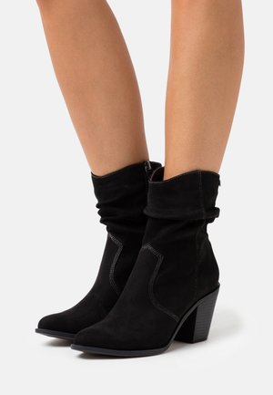SCORPIUS - Classic ankle boots - black