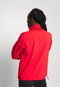 Peak Performance - HIT HALF ZIP - Windbreaker - vibrant red - 2