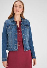 Next - PETITE - Denim jacket - royal blue - 0